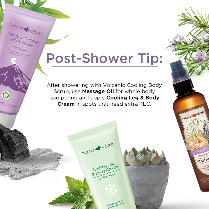 post shower tip