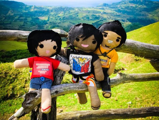 Dolls in Batanes
