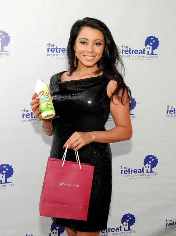 Rachel at gala