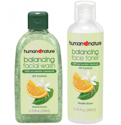 Human Nature Facial Wash For Oily Skin Review
