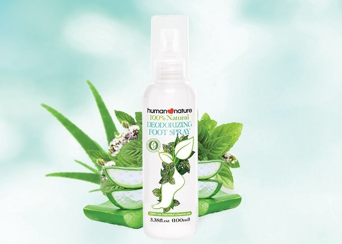 Deodorizing Foot Spray