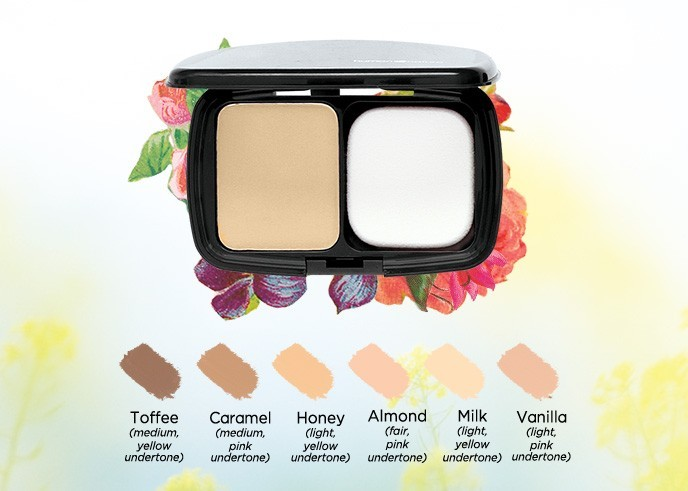 Mineral Foundation - Perfect Coverage